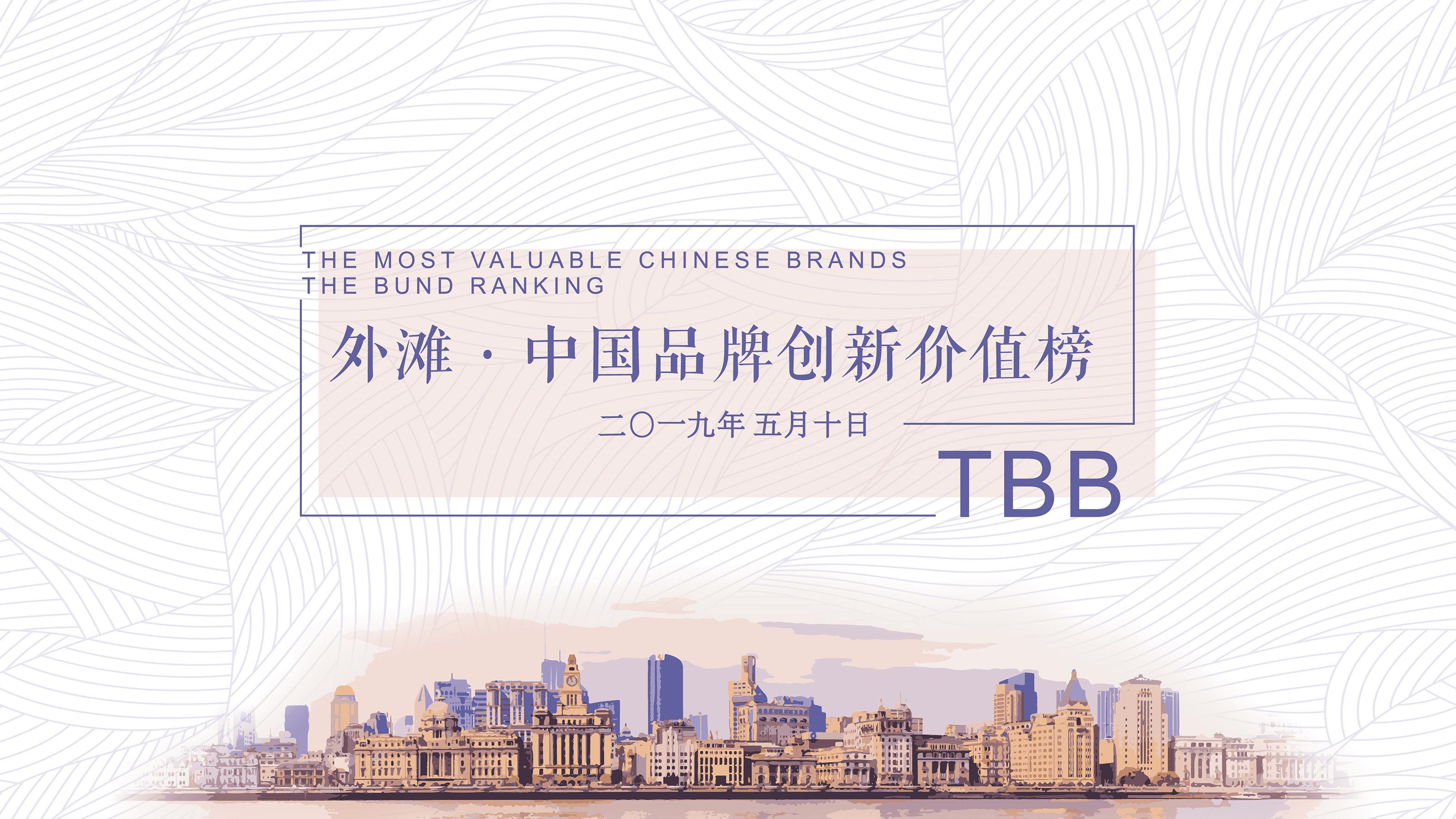 上海市经信委副主任阮力、黄浦区副区长陈卓夫为外滩品牌榜致辞
